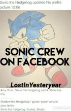Sonic Crew on Facebook by LostInYesteryear