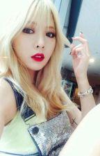 Hyuna's Fakegram by HeyImHyuna