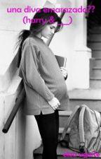una diva embarazada?? (harry & ___) by elizaugarte