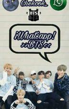 ¡Whatsapp! >>BTS<< by Chekook_