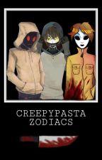 Creepypasta | Zodiacs  by -_Naki_-