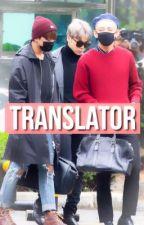 Translator. «Vkook» by lxvekyu