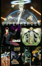SUPERHEROES [BTS FanFiction] -Revising- by Halrylona13