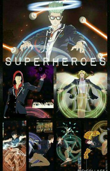 SUPERHEROES [BTS FanFiction] - Halry Lona - Wattpad