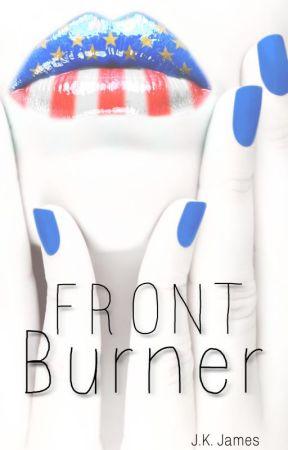 Front Burner (Published) by jkjamesbooks