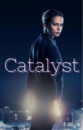 Catalyst || Marvel by Jay_theFangirl