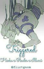 Triggered | Hisoka x Reader x Illumi | Discontinued. by flirtgasm