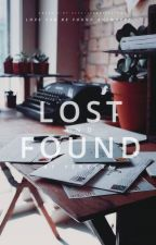 Lost and Found by venzoia