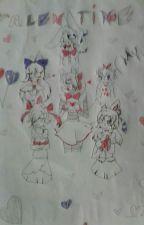 [FNAF] 20 Day drawing challenge by NikuraHyoko