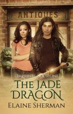 Imprint (a novel) Book One- The Jade Dragon by elle_sherman