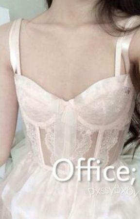 Office - (segunda temporada) by MiaEwu