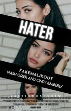 Hater;; nash grier by fakemalikout