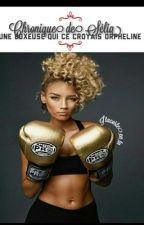 {Chronique de Sélia: Une boxeuse 🥊 qui ce croyais orpheline.} by Miiaaa_Tbh