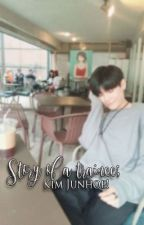 Story of a Trainee; Kim Junhoe! by iimmil