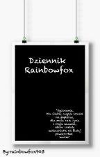 Dziennik rainbowfox by rainbowfox903