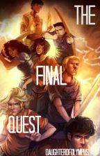 The Final Quest ψ; Blood of Olympus & Percy Jackson Fanfic༄ by factionable