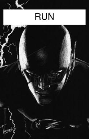 RUN - Barry Allen/the Flash  by i_am_god_