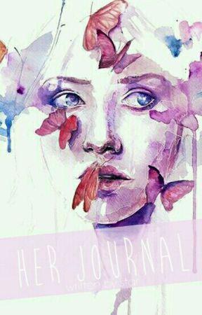 Her Journal by Cloudburst-