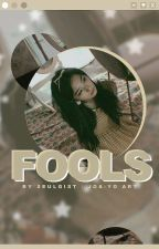 fools : k.th + k.sg by seulgist