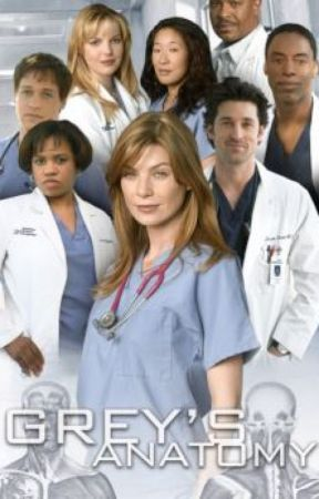 Grey's Anatomy 1° serie by onyxfn89