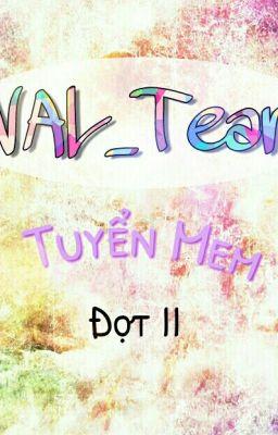 [VAL_Team] Tuyển Mem
