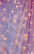 Little Pastel Boy. by Dear-Night