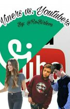 Viners vs. Youtubers {Old & New Magcon} by RoBirlem
