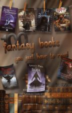 100 Fantasy Books by Aspect456