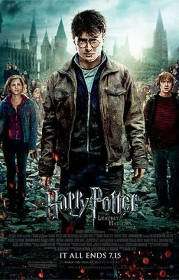 Harry Potter and the Half Blood Prince - From Different POVs