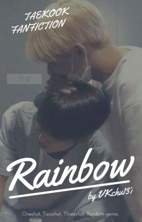 [TAEKOOK] - Rainbow by VKchu137