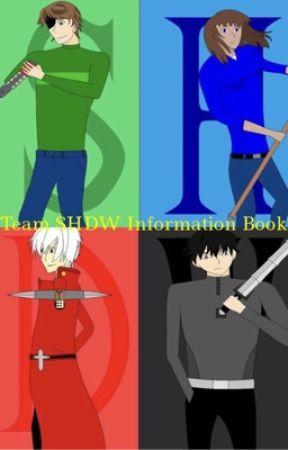 Team SHDW Information by TyForestGames
