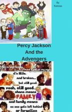 Percy Jackson and The Avengers by karissalovepjo