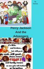 Percy Jackson and The Avengers by karissalovepjo