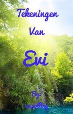 Tekeningen van Evi by evipolling