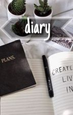 diary - Jung Hoseok x gurl by plx_my