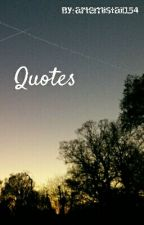 Quotes by artemistail154