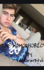 The Homophobic ||Cash×Haaron by TwinkGrierBitch