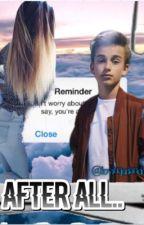 After All.. (It Girl Sequel, Johnny Orlando Fanfic) by alrightorlando