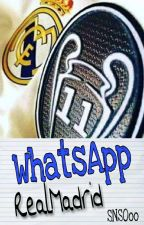 WhatsApp [Real Madrid]  by SaintJamsel