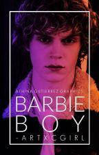 Barbie boy #TAwards17 by -ArtxcGirl