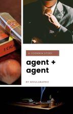 Agent & Agent { p.jm + m.yg } by fabulousjeongguk
