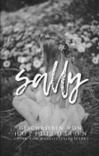 Sally ~ A Harry Potter Story #QuidditchAward by Hopelilusion