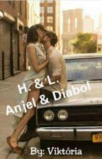 H. & L. Anjel & Diabol by _TulipGirl_