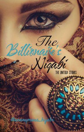 The Billionaire's Niqabi by notjustarandomhijabi
