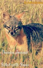 Therian Journal - Filled with Foxes by hollowHadrea