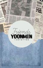 Friends: Yoonmin by milkysal