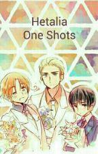 Hetalia One-Shots by Rem-chan12