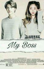 My boss by nanasuho321