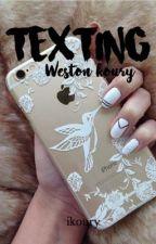 Texting//wwk  by walnutwes