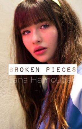 Broken pieces  by xoxowriting101